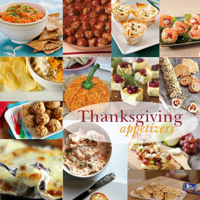 Yummy Monday Terrific Thanksgiving Day Appetizers