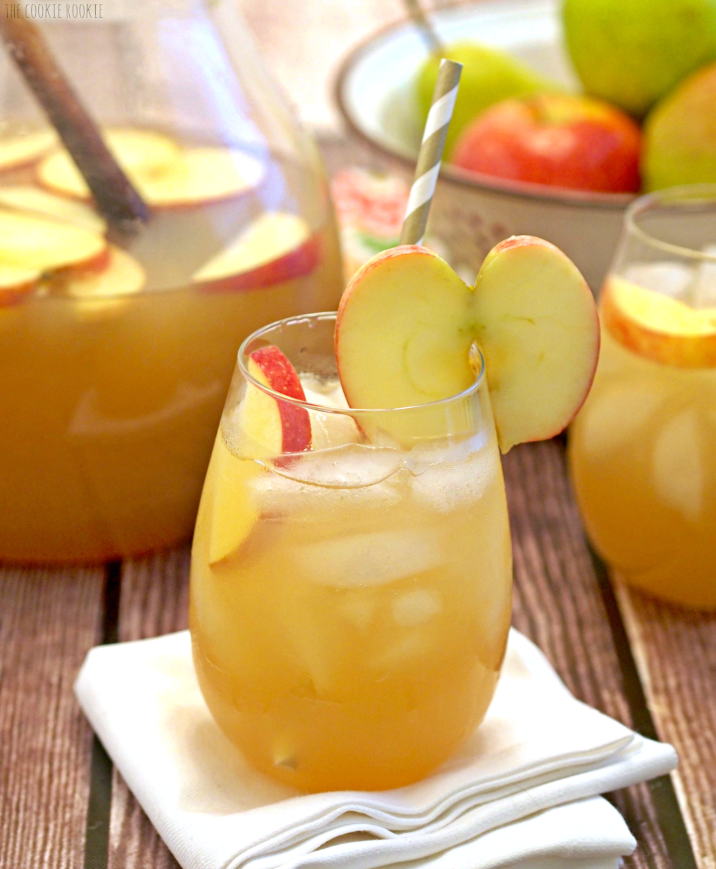 "Apple Pie Punch  - we have a soft spot for apple pie ""anything"" but a punch for the masses is a given that we will not just like it but LOVE it!"