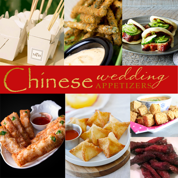 Yummy Monday: Chinese Wedding Appetizers — Dinner Parties,Baked ...