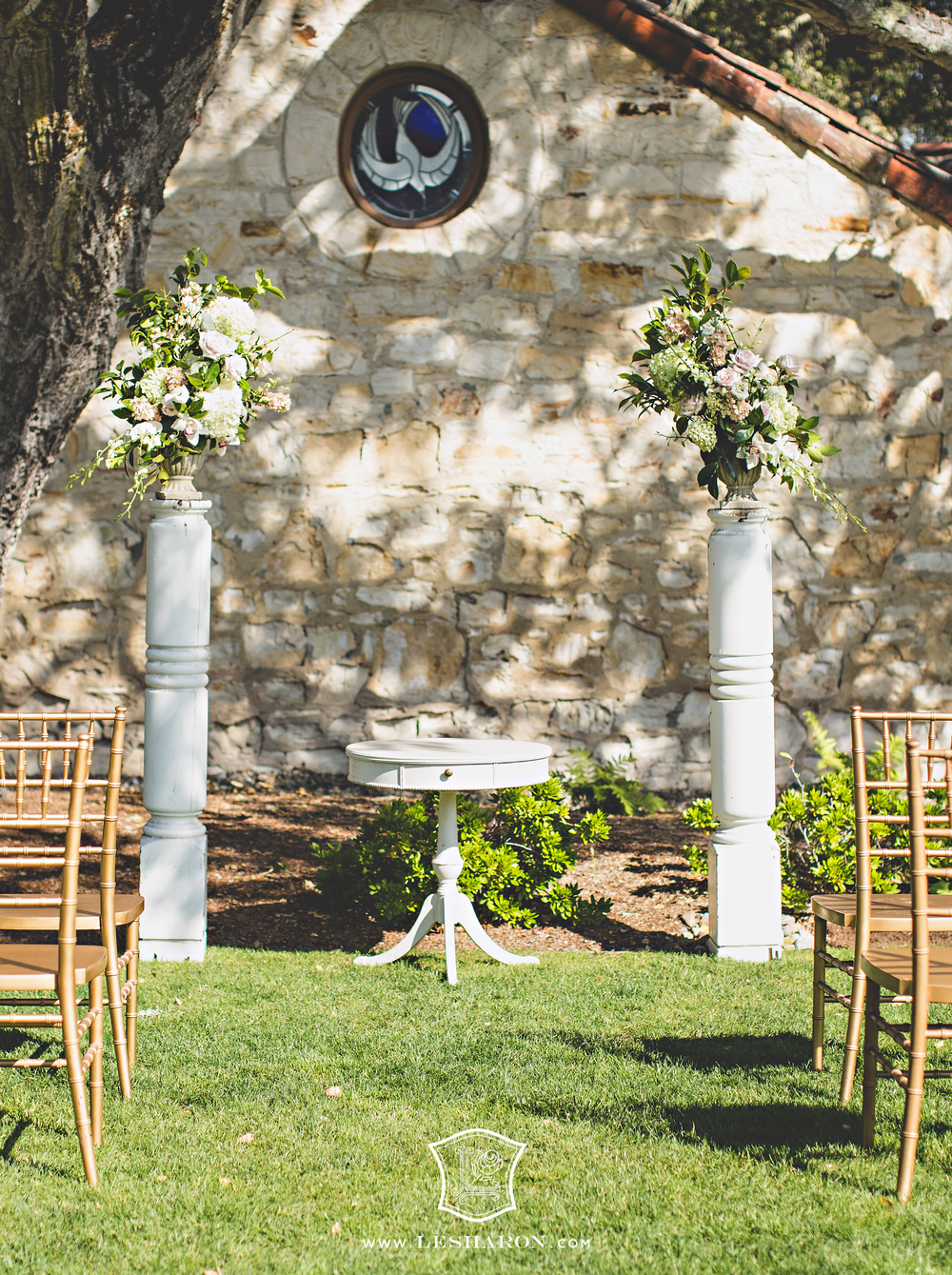 A Luxe Outdoor Affair LeSharon.com