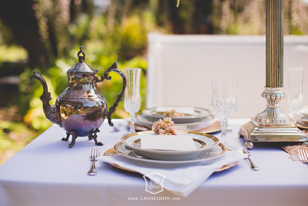 Luxe Outdoor Affair LeSharon.com