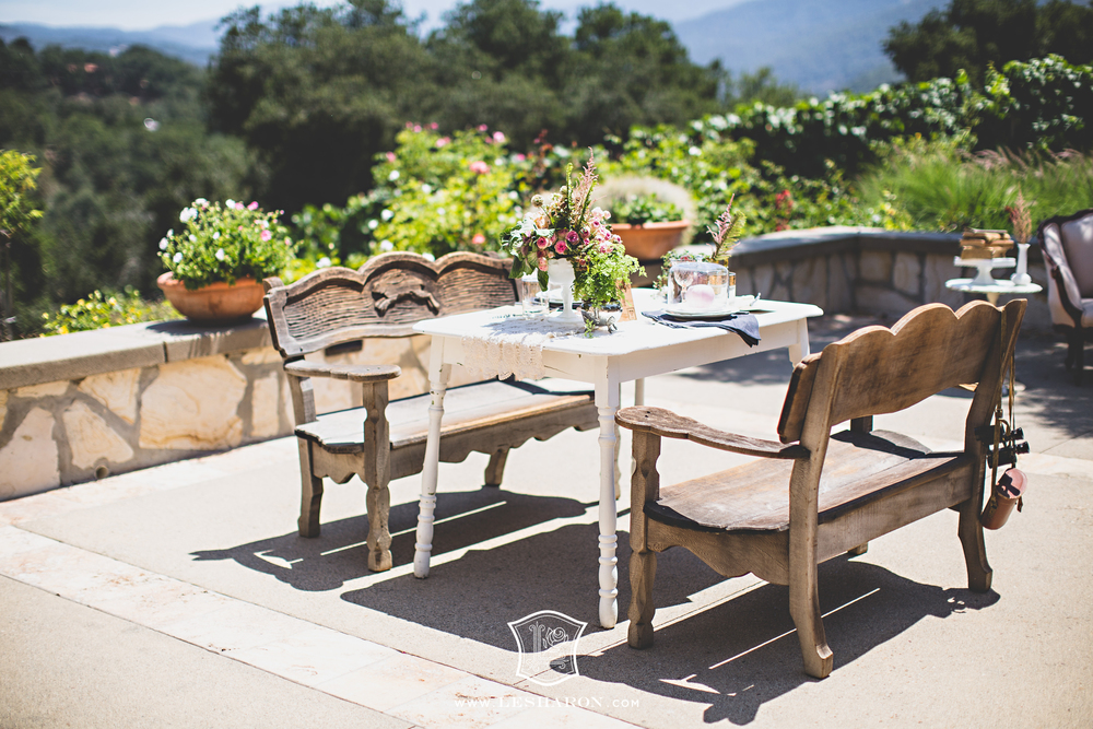 Whimsical Woodland Love Wedding LeSharon.com