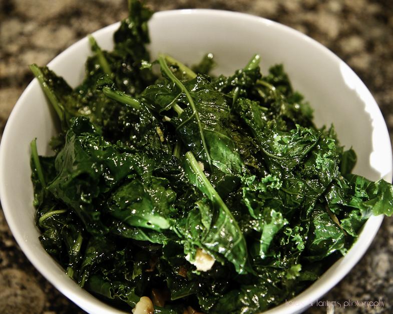 Sauteed Kale ecipe