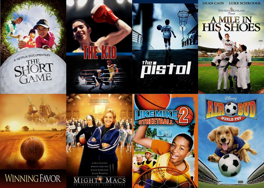 Stream Team February Big Kids Movies