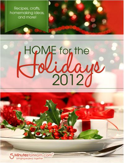 Journal Your Christmas: Home for the Holidays 2012-Free eBook