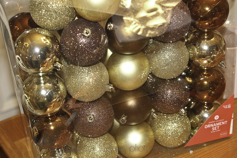 Easy Christmas Ball Ornaments DIY