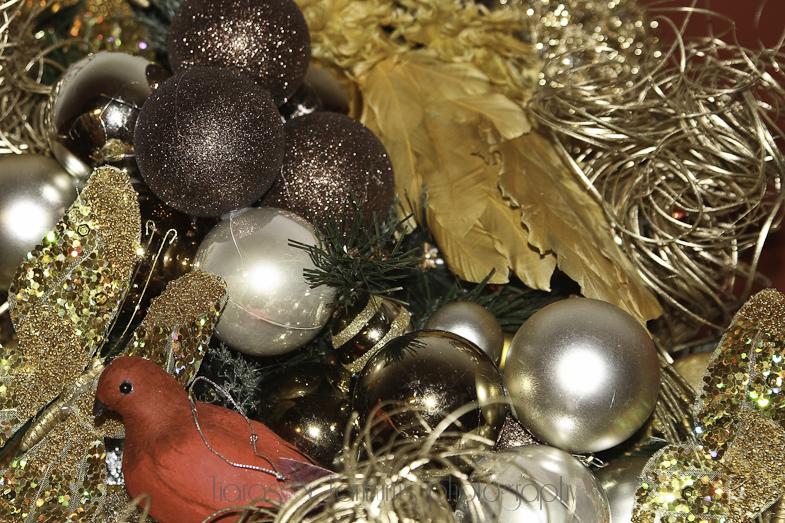 Easy Christmas Ball Ornaments DIY