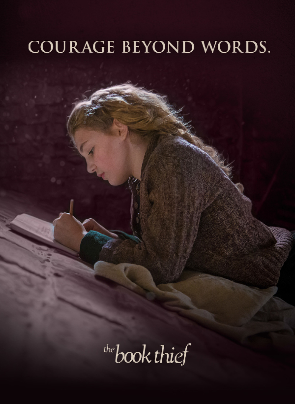 the book theif reading response The book thief, as the title suggests, is all about books, and more specifically, words their influence and power the reference to literary texts within the novel plays a key part in this major theme.