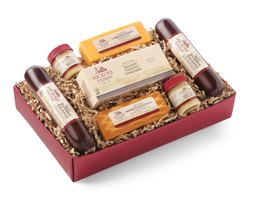 Creating Memories with Hickory Farms #HickoryTraditions