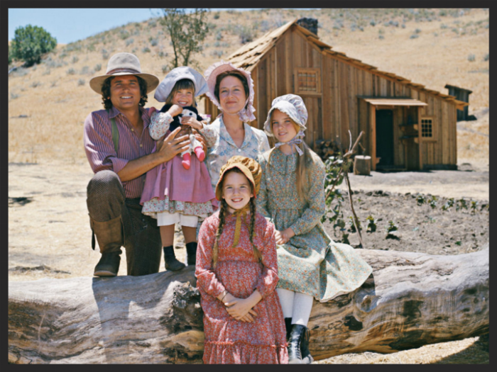 LITTLE HOUSE ON THE PRAIRIE -- Season 1 -- Pictured: (l-r) -- Photo by: NBCU Photo Bank