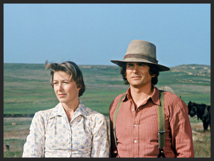 "LITTLE HOUSE ON THE PRAIRIE -- ""Pilot"" -- Aired 03/30/1974 -- Pictured: (l-r) -- Photo by: NBCU Photo Bank"