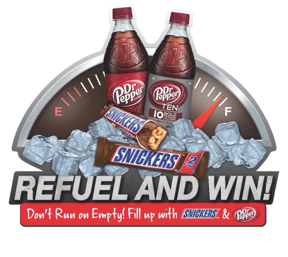 Refuel and Win with SNICKERS