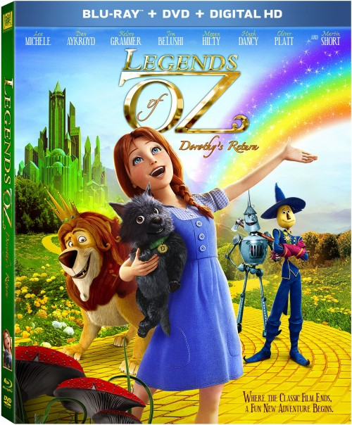 Legends of Oz: Dorothy's Return #OzInsiders {Giveaway}