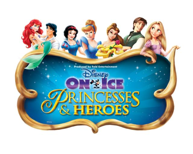 Chicago Disney On Ice Presents Princesses and Heroes #DisneyOnIce