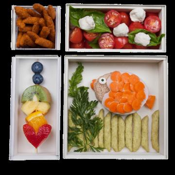 Harvest Snaps #lunchspiration
