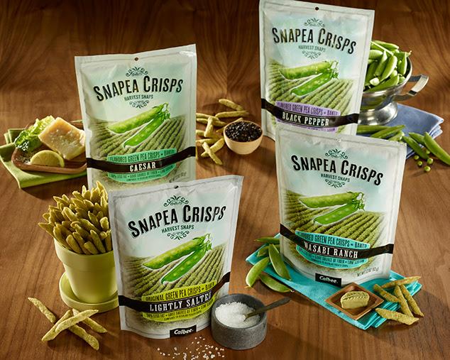 Harvest Snaps snacks