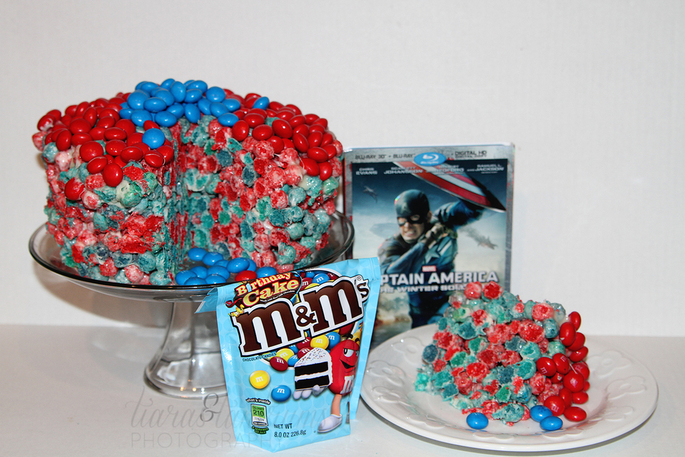 Cap'n Crunch Marshmallow Krispies Treats