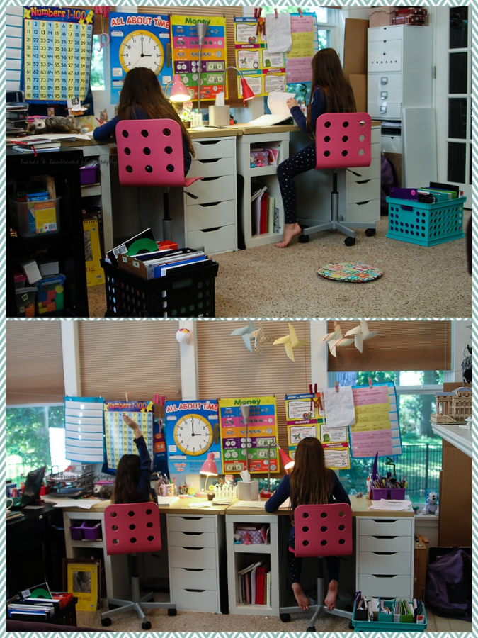 2014 Homeschool Room Tour