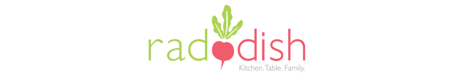 Raddish Subscrition Box logo