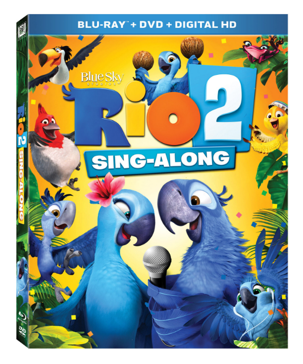 Rio 2 Sing-A-Long {Giveaway}