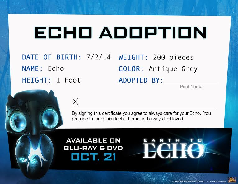 #AdoptEcho