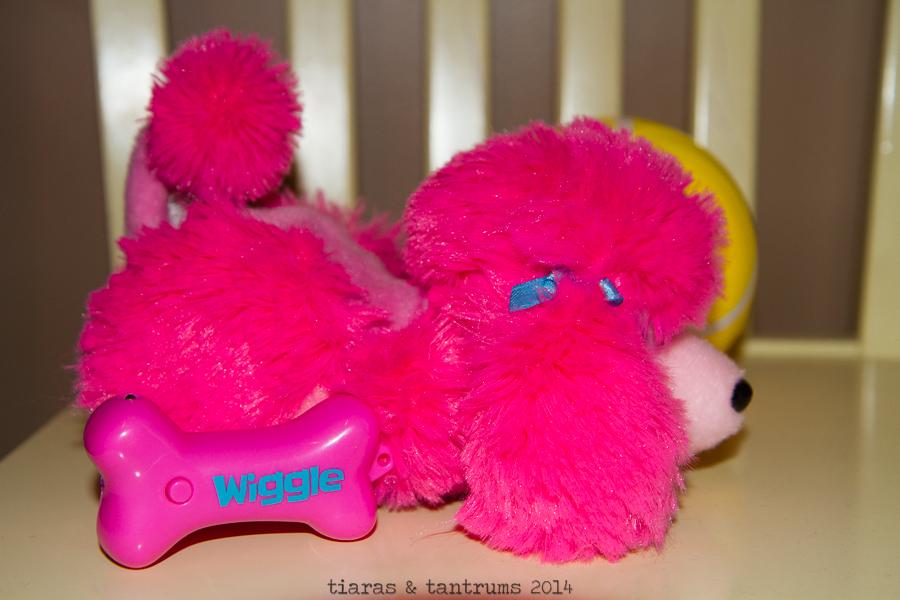 The Happy's Lulu Plush Pet #TheHappy's
