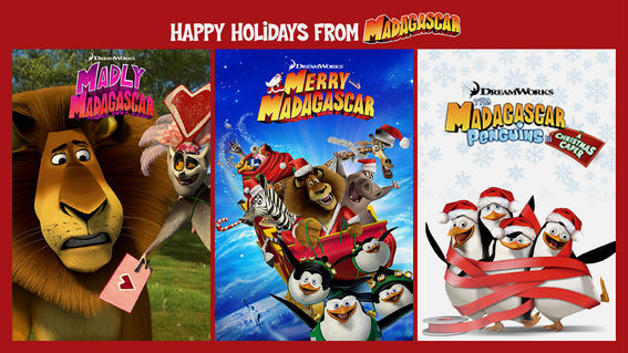 All Hail King Julien NetFlix Madagascar #StreamTeam