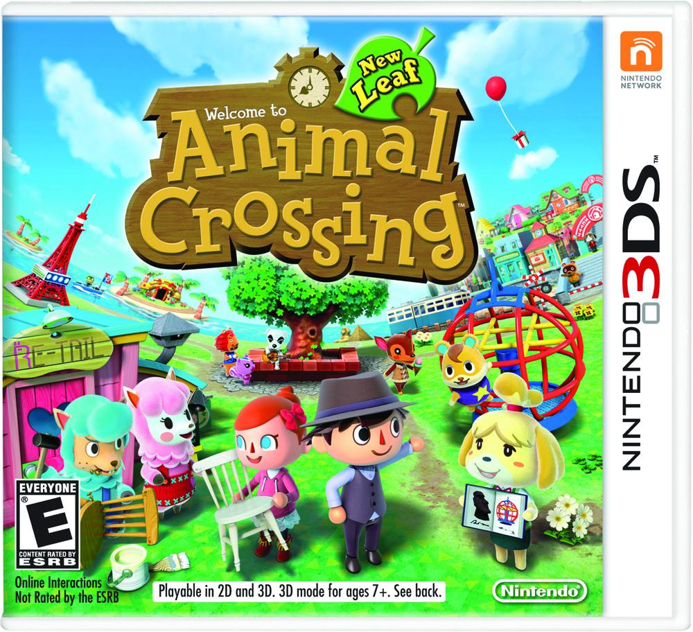 Play Nintendo: Animal Crossing:New Leaf #PlayNintendoCG
