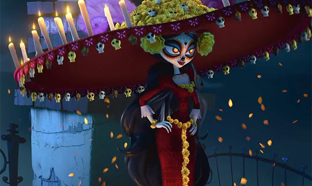 Book of Life on DVD January 27th {Giveaway} #BOLInsiders
