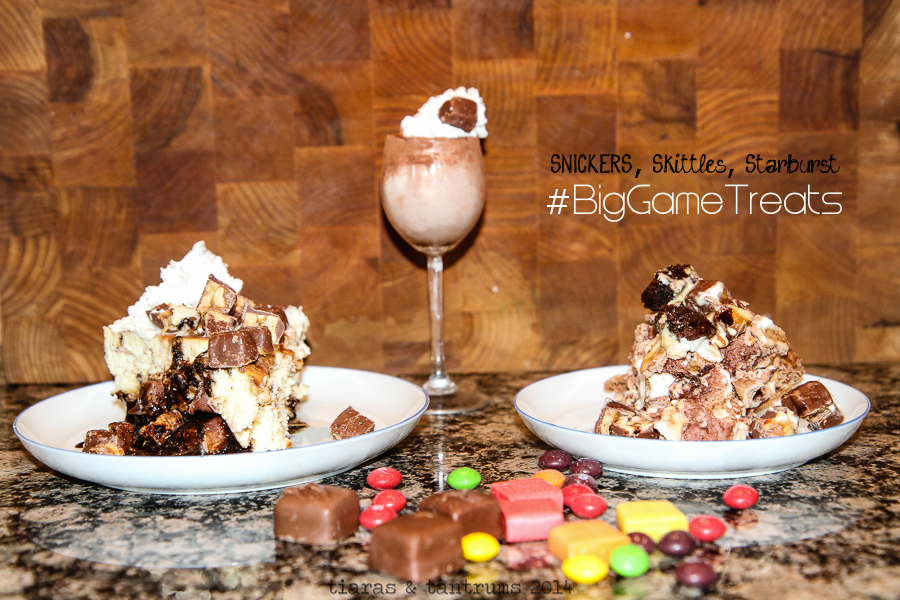 Game Day Snickers Sweets & Treats #BigGameDayTreats