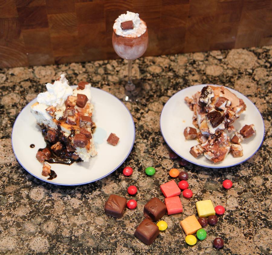 Game Day Snickers Skittles Starburst Sweets & Trreats #BigGameTreats