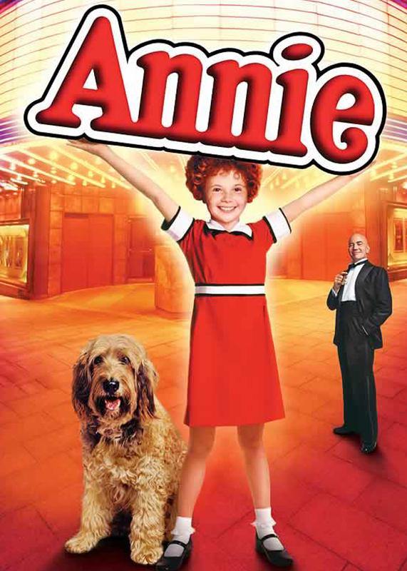 Netflix Annie #StreamTeam