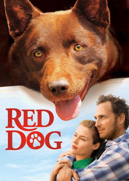Netflix Red Dog #StreamTeam