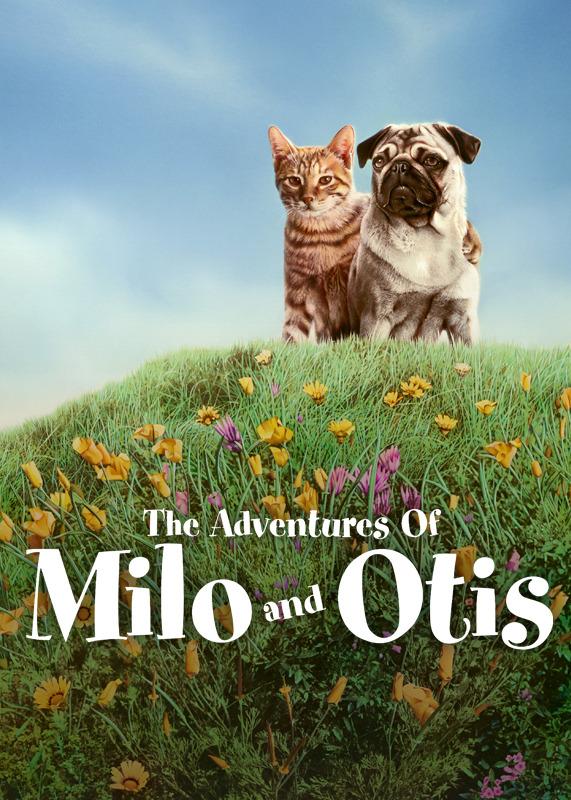 Netflix The Adventures of Milo & Otis #StreamTeam