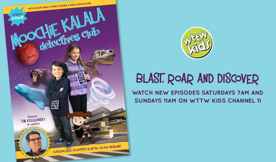 Moochie Kalala: A New Chicago-Based WTTW Show #MoochieKalala