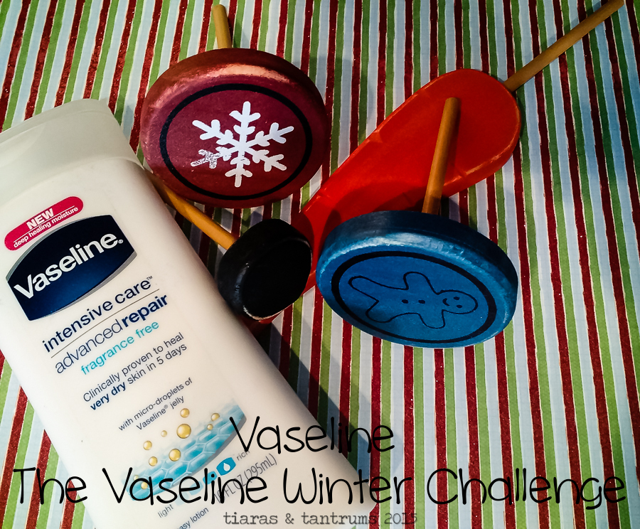 A Day in My Skin with Vaseline: The Vaseline Winter Challenge