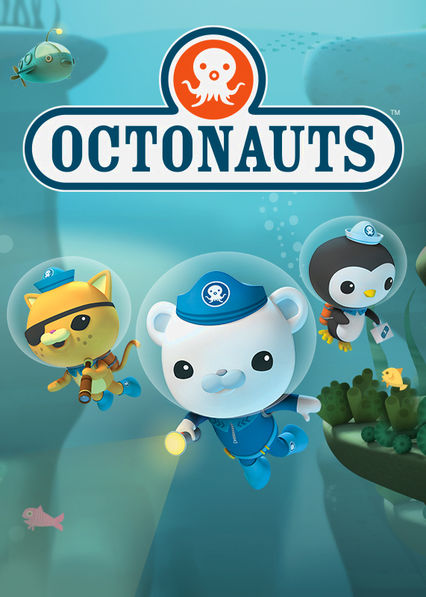 Octonauts on Netflix #StreamTeam
