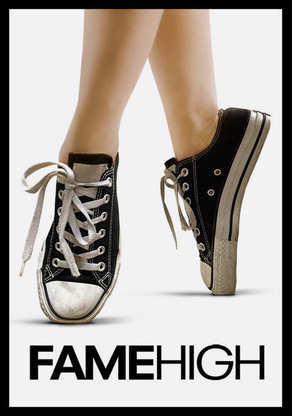 Fame high on Netflix #StreamTeam