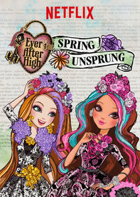 Ever After High on Netflix #StreamTeam