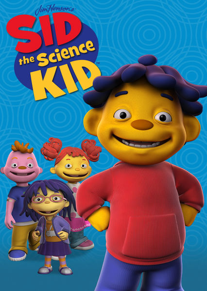 Sid the Science Kid on Netflix #StreamTeam
