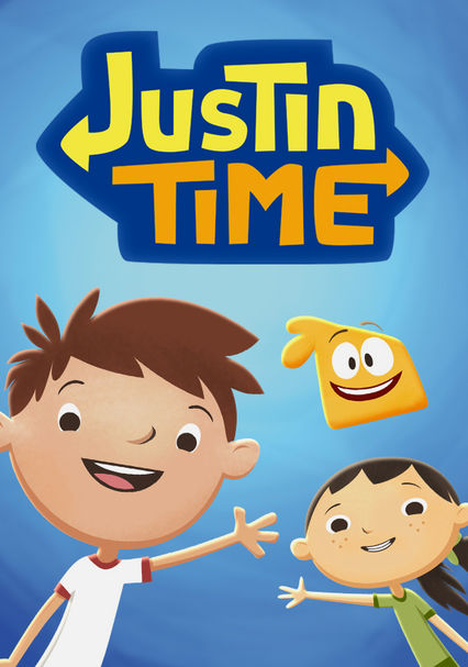 Justin Time on Netflix #StreamTeam