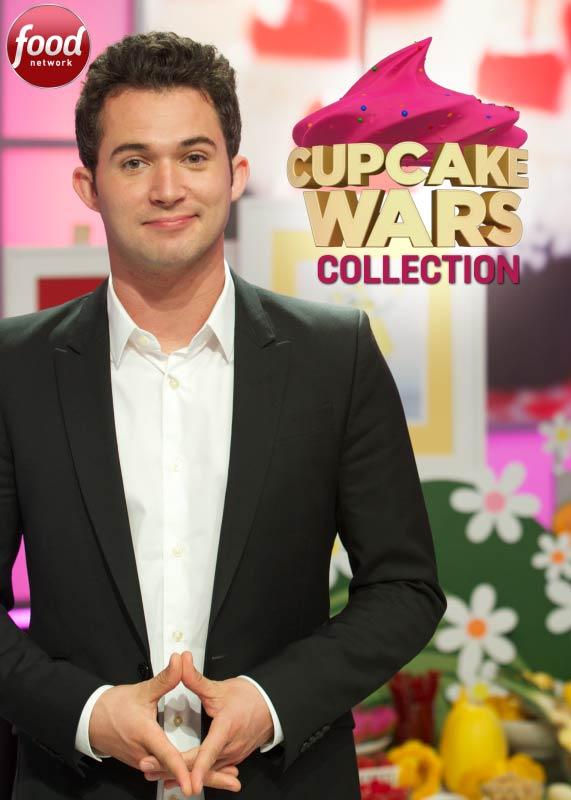 Cupcake Wars on Netflix #StreamTeam