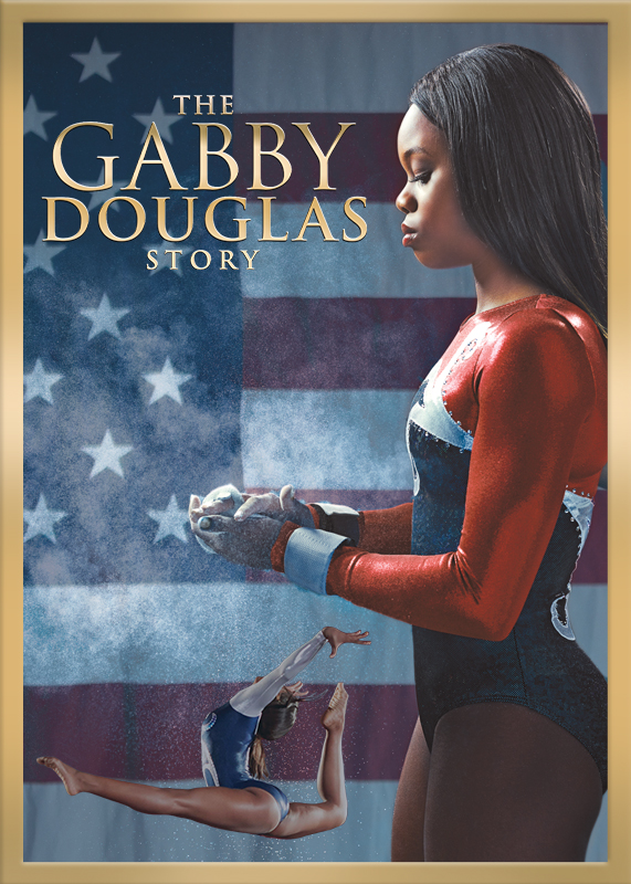 Gabby Douglas on Netflix #StreamTeam