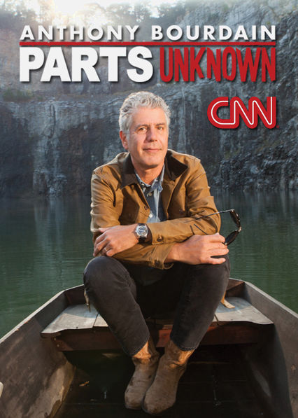 Parts Unknown on Netflix #StreamTeam