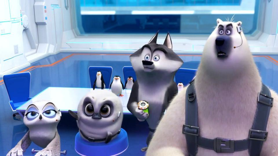 Dreamworks' Penguins of Madagascar DVD Giveaway