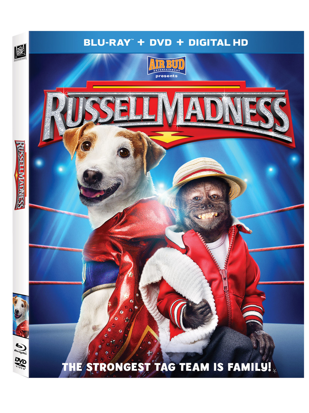 Russell Madness DVD Giveaway #RussellInsiders
