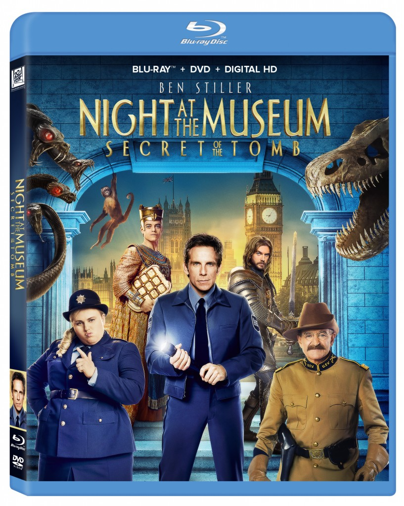 Giveaway - Night at the Museum Secret of the Tomb #NATMInsiders3