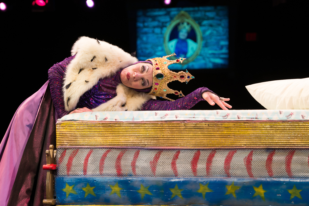 The Princess and the Pea The Marriott Theatre for Young Audiences