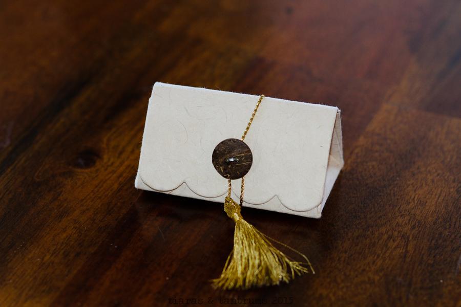 Tiaras & Tantrums USB Packaging