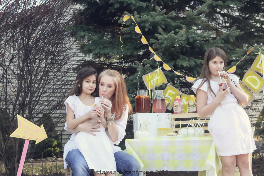 Lemonade Stand! Themed Mini Photo Session